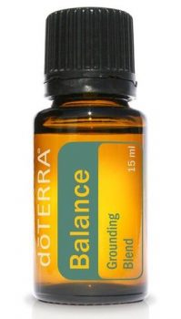 Aromatherapie - ätherisches Öl Balance
