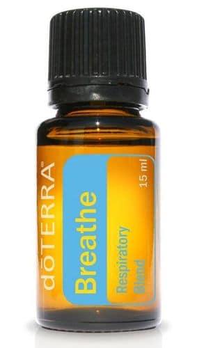 Aromatherapie - ätherisches Öl Breathe