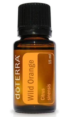 Aromatherapie - ätherisches Öl WildOrange